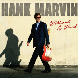 Hank Marvin - Without a Word Cover
