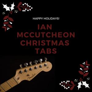 Tabman - Ian McCutcheon Christmas Tabs