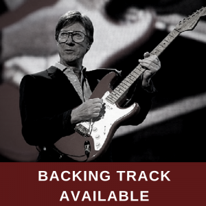 Tabman - Hank Marvin (Backing Track Available)