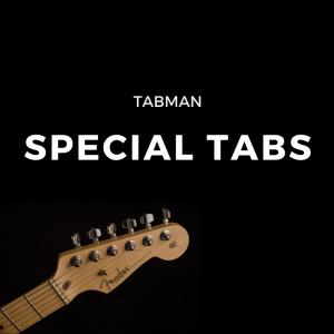 Tabman - Special Tabs