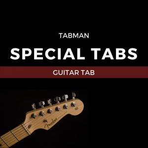 Tabman - Special Tabs (Guitar Tab)