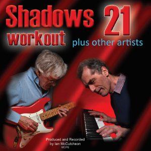 Shadows Workout 21 CD artwork