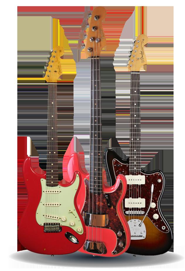 Tabman - Three Guitars