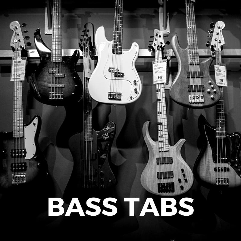 Tabman Bass Tabs Thumbnail